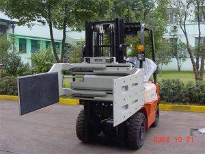 中国油圧効率の良いフォークリフトの付属品の多目的クランプ