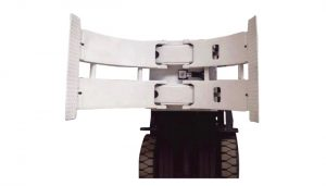 マテリアルハンドリング機器2ton TBシリーズロールパレットトラックマニュアルパレットスタッカーペーパーロールクランプフォルダー
