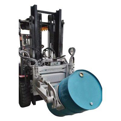 フォークリフト用油圧フォークリフト55ガロンドラムクランプ