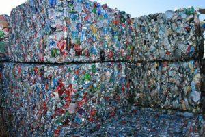 廃棄物梱包